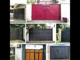 Modern Grill Gate Design Sri Lanka