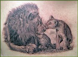 wolf cub attractive tattoos pic drawing drawing design