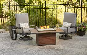 Firepit Patio Gas Pit Chat Set Dining Table Costco Walmart Patio With Photo
