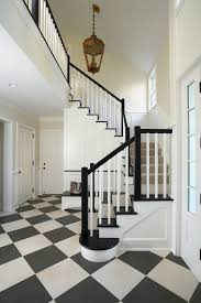 How To Refinish A Banister Nifty Tip The Black Lacquered Banister Lorri Dyner Design