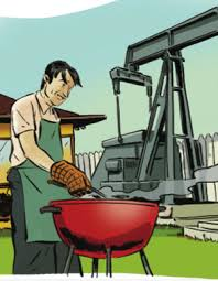Backyard Oil Can I Drill An Oil Well In My Backyard Los Angeles Magazine