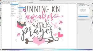 craft like a pro using inkscape to change the design colors and