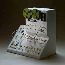 Miniature by Miniature Analogue Papercraft Synthesizers By Dan Mcpharlin