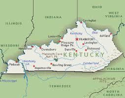 map usa ohio map usa kentucky map of usa highlighting kentucky mapsof