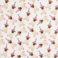 pug wrapping paper birthday pugs wrapping paper the container store