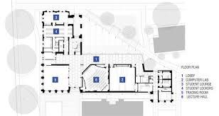 Floor Plan Of A Business Waggonner U0026 Ball Architects Tulane University A B Freeman