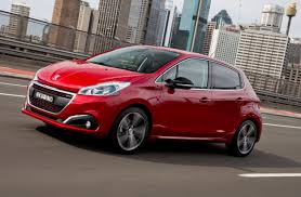 peugeot car showroom review 2017 peugeot 208 review