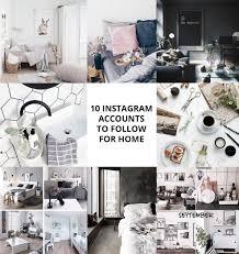 10 instagram accounts to follow for home viskas apie interjerą