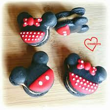 loving creations mickey minnie mouse macarons