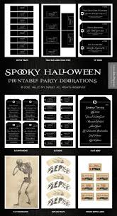 Printable Halloween Invites 246 Best Poison Labels Images On Pinterest Halloween Stuff