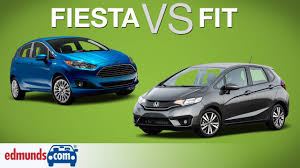 small car honda fit photos 2015 ford fiesta vs 2015 honda fit two sub compacts face off