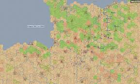 Pz Map Mini Scenario Normandy 44