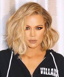 khloé kardashian debuts short lob 17 times khloe kardashian was total hairgoals khloe kardashian
