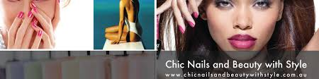 chic nails and beauty with style