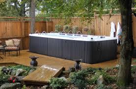 Small Backyard Spa Ideas Hot Tubs  Jacuzzis Pinterest - Backyard spa designs