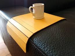 Modern Wood Couch Laser Cut Wood Sofa Arm Tablearm Rest Tablesofa Traysofa