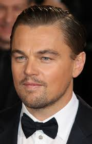 what is dicaprio s haircut called short sleek hairstyle for men with side part breathtaking pic s