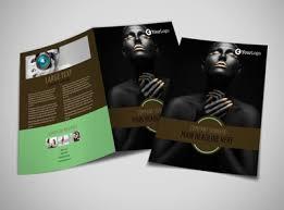 model photography brochure template mycreativeshop