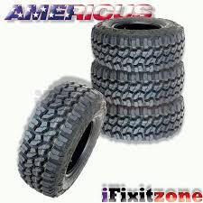 Best Sellers Federal Couragia Mt 35x12 50x17 4 Americus Rugged Mt 35x12 50r17lt 121q E 10 All Terrain Mud Tires