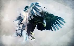 imagenes abstractas hd de animales fondos de pantalla arte digital animales invierno obra de arte