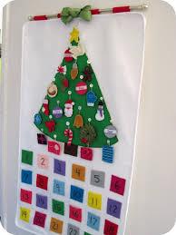 advent calendar craft along ideas cook clean craft