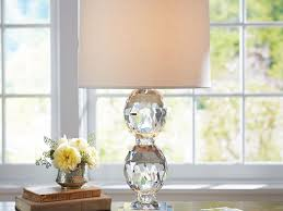 table lamps drum lamp shades for table lamps with clear glass