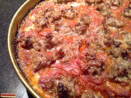 the quod a modern take on deep dish pizza real deep dish