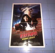 film bioskop indonesia jadul poster film indonesia jadul nenek lir di rumah angker hobijadul