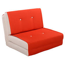 amazon com giantex fold down chair flip out lounger convertible