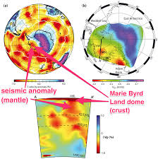 Vermont which seismic waves travel most rapidly images West antarctica may be melting from below due to hot mantle rock png