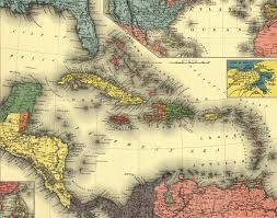 Map Of Middle America by Maps Of Central America