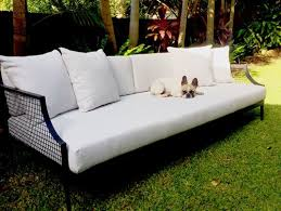 custom outdoor daybed cushions the foam booth