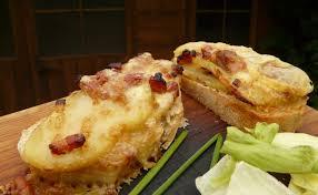 cuisine tartiflette tartiflette slices biofournil