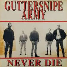 army photo album guttersnipe army never die vinyl lp album at discogs