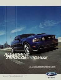 ford mustang ad 2011 ford mustang gt ad