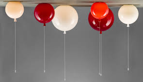 Red Ceiling Lights by Brokis Memory Deckenleuchte Dopo Domani