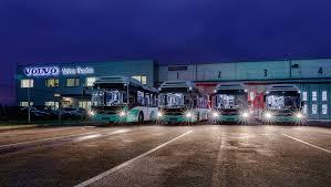 volvo transport volvo buses delivered 20 hybrid buses volvo buses
