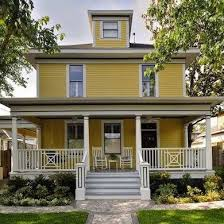 yellow house exterior house colors 8 to help sell your house