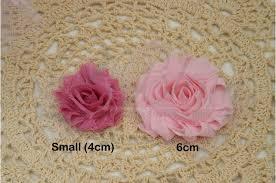 shabby flowers flowers pack of 6 6cm