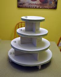 cupcake and cake stand diy cake and cupcake stand yep on to do list
