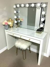 vanity dressing table with mirror makeup desk with mirror and lights desk mirror clever vanity mirror