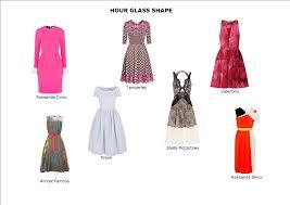 dress for hourglass shape stylebug