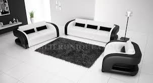 ensemble de canapé ensemble canapé cuir italien design et pas cher modèle cardinal 1