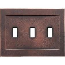 oil rubbed bronze light switch offers outlet covers decorative hardware single toggle in oil rubbed