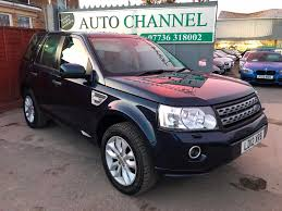 land rover freelander 2005 used land rover freelander hse for sale motors co uk