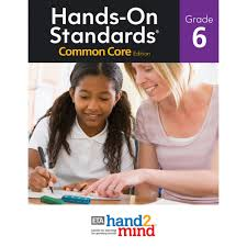 hands on standards common core edition grade 6 teacher