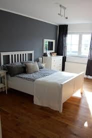 schlafzimmer blaugrau schlafzimmer grau streichen wohndesign