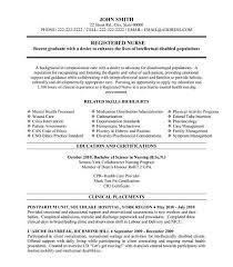 Examples Of Nurse Resumes by Download Sample Registered Nurse Resume Haadyaooverbayresort Com