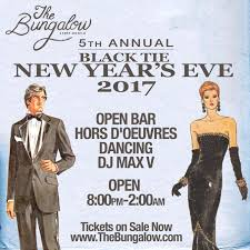 the bungalow santa monica nye 2017 tickets the bungalow santa