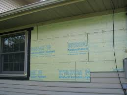 Insulating Basement Walls With Foam Board by Using Rigid Foam As A Water Resistive Barrier